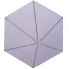 Hexagonal Relieve